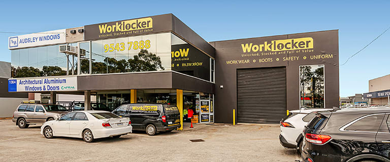 Showrooms / Bulky Goods commercial property for lease at 1362 North Road Huntingdale VIC 3166