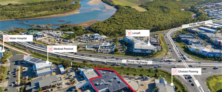 Shop & Retail commercial property for lease at 7-9 Discovery Lane Mount Pleasant QLD 4740