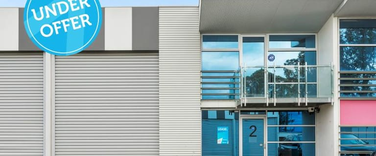 Offices commercial property for lease at Factory/2/38 Christensen Street Moorabbin VIC 3189
