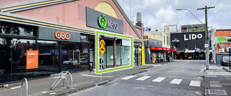 Shop & Retail commercial property for lease at 21/674-680 Glenferrie Road Hawthorn VIC 3122
