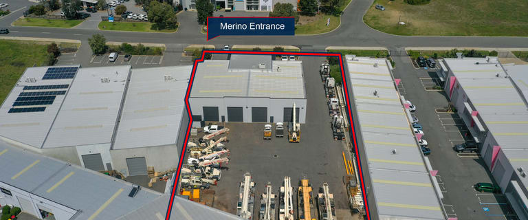 Factory, Warehouse & Industrial commercial property for lease at 10 Merino Entrance Cockburn Central WA 6164