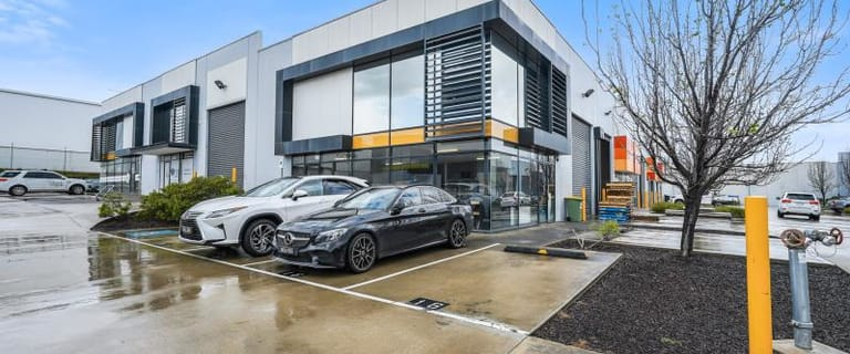 Factory, Warehouse & Industrial commercial property for lease at Unit 16/167 Princes Highway Hallam VIC 3803