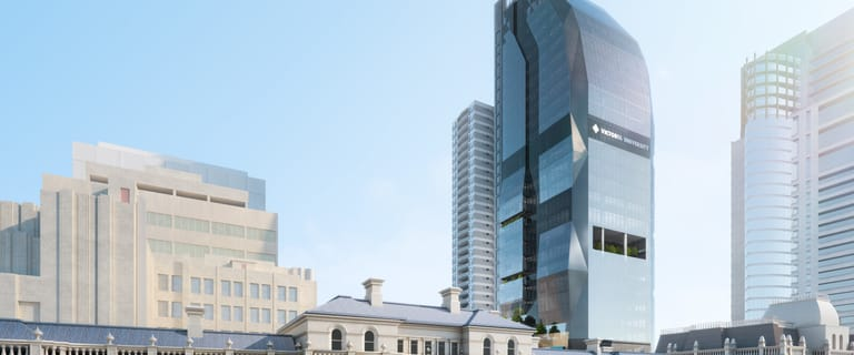 Offices commercial property for lease at VU City Tower 364-378 Little Lonsdale Street Melbourne VIC 3000