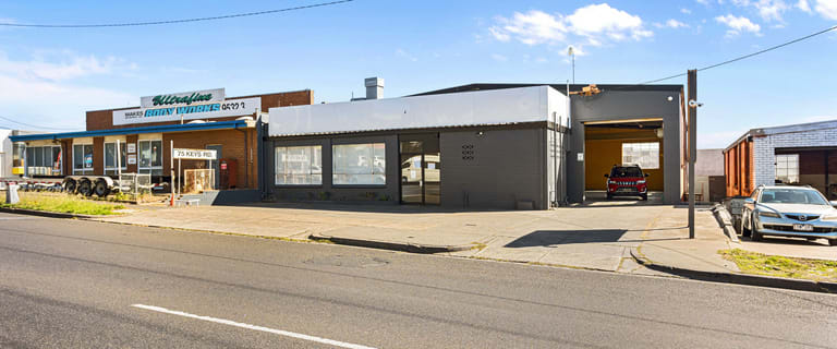 Factory, Warehouse & Industrial commercial property for lease at 77 Keys Road Moorabbin VIC 3189