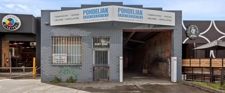 Factory, Warehouse & Industrial commercial property for lease at 11 Weston Street Brunswick VIC 3056