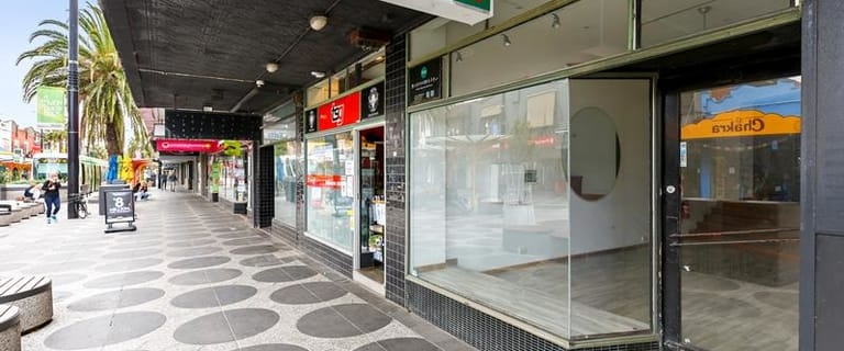 Shop & Retail commercial property for lease at Shop/166 Acland Street St Kilda VIC 3182