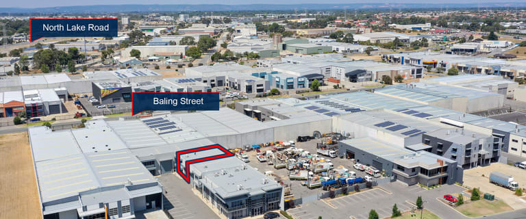 Factory, Warehouse & Industrial commercial property for lease at 6/27 Tamara Drive Cockburn Central WA 6164