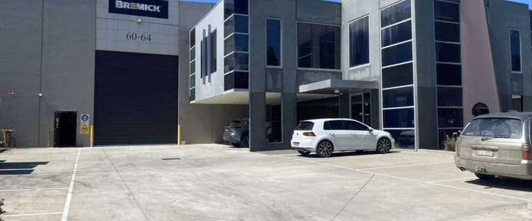 Factory, Warehouse & Industrial commercial property for lease at 60-64 Arkwright Dandenong South VIC 3175