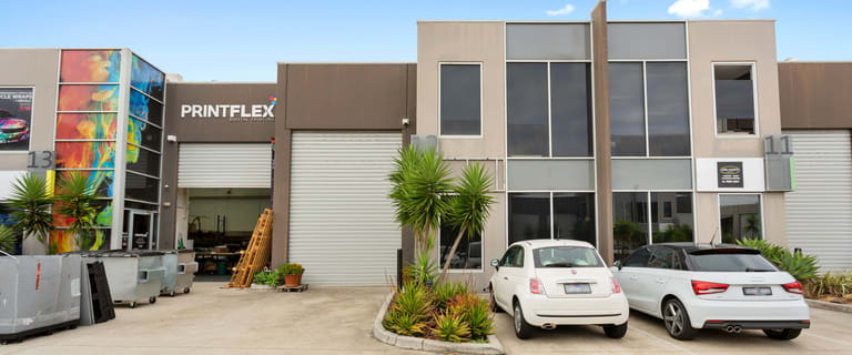 Factory, Warehouse & Industrial commercial property for lease at 12/150-156 Chesterville Road Moorabbin VIC 3189