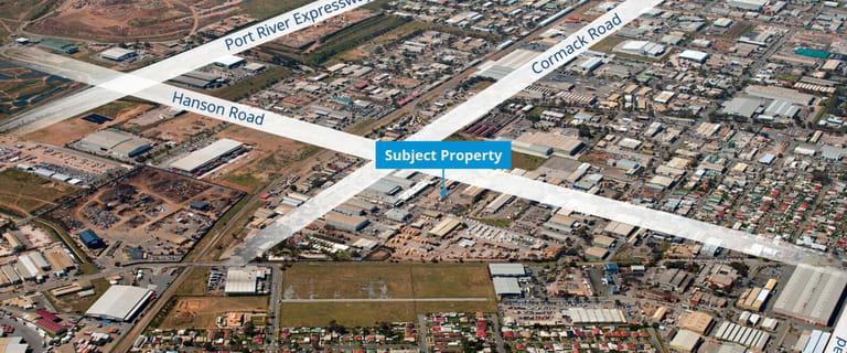 Factory, Warehouse & Industrial commercial property for lease at Units 1-7/303 Hanson Road Wingfield SA 5013