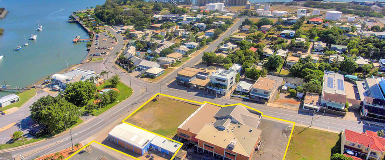 Development / Land commercial property for lease at 7-9 Goondoon Street Gladstone Central QLD 4680