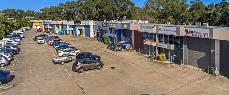 Industrial / Warehouse commercial property for sale at 13/19 Expo Court Ashmore QLD 4214