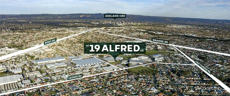 Factory, Warehouse & Industrial commercial property for sale at 19 Alfred Avenue Beverley SA 5009