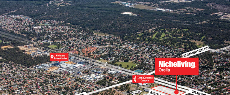 Medical / Consulting commercial property for sale at Lot 503 Berthold Street Orelia WA 6167