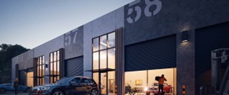Factory, Warehouse & Industrial commercial property for sale at 52 Bakers Rd (Stage 1) Coburg North VIC 3058