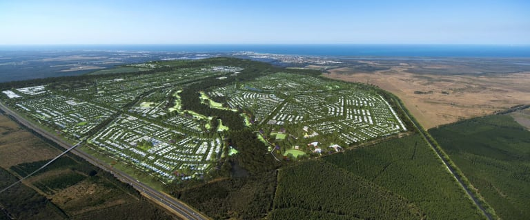 Development / Land commercial property for sale at Aura Business Park Packer Road Baringa QLD 4551