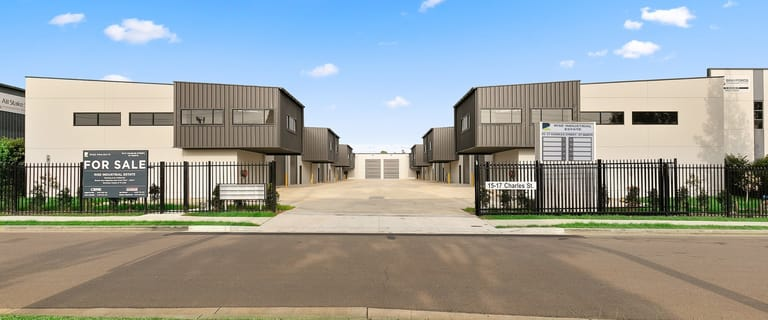 Industrial / Warehouse commercial property for sale at 15-17 Charles Street St Marys NSW 2760