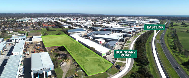Industrial / Warehouse commercial property for sale at 1-52/101 Boundary Road Carrum Downs VIC 3201