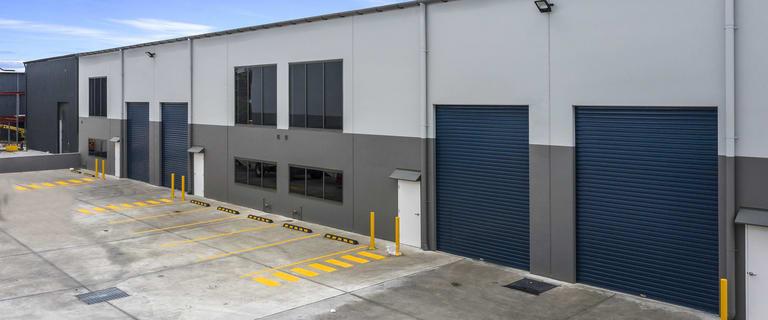 Factory, Warehouse & Industrial commercial property for sale at 51 Nelson Road Yennora NSW 2161