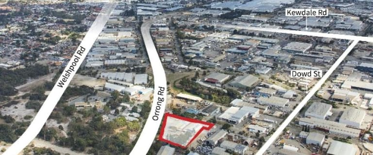 Industrial / Warehouse commercial property for sale at 39 - 45 Murray Road N Welshpool WA 6106