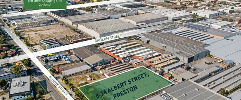 Industrial / Warehouse commercial property for sale at Unit 1-33/8-14 Albert Street Preston VIC 3072
