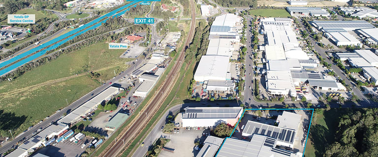 Industrial / Warehouse commercial property for lease at 68 Business Street Yatala QLD 4207