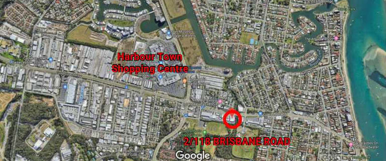 Other commercial property for sale at 2/118 Brisbane Road Labrador QLD 4215