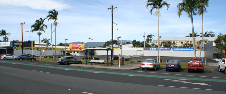 Showrooms / Bulky Goods commercial property for sale at 211-217 Mulgrave Road Cairns City QLD 4870