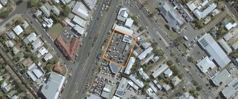 Development / Land commercial property for sale at 211-217 Mulgrave Road Cairns City QLD 4870