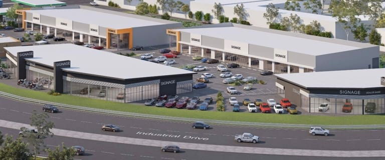 Shop & Retail commercial property for lease at 350 Industrial Drive Tighes Hill NSW 2297