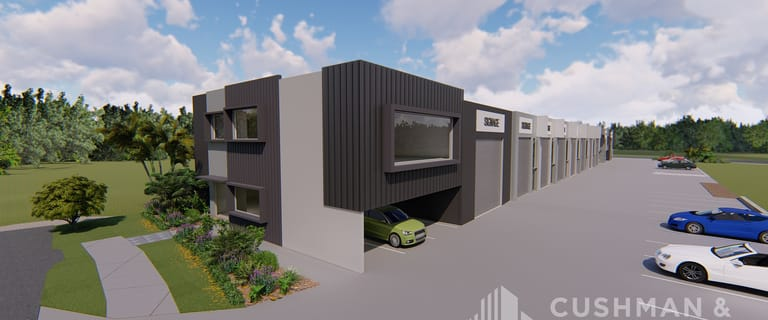 Industrial / Warehouse commercial property for sale at Lot 4 & Lot 9 Kohl Street & Northward Street Upper Coomera QLD 4209