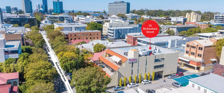 Medical / Consulting commercial property for sale at 25 Richardson Street West Perth WA 6005