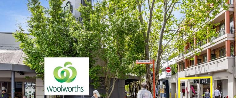 Retail commercial property for sale at 8 Waters Road Neutral Bay NSW 2089
