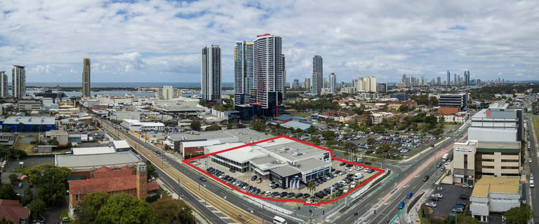 Retail commercial property for lease at 78-86 Nerang Street Southport QLD 4215