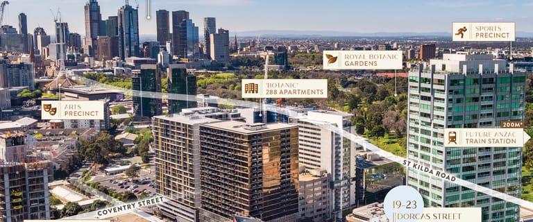 Development / Land commercial property for sale at 19-23 Dorcas Street South Melbourne VIC 3205