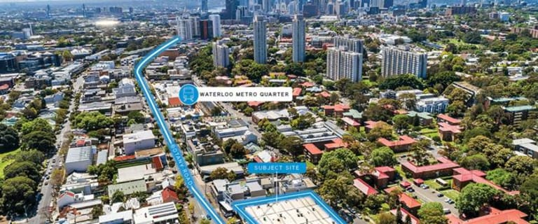 Development / Land commercial property for sale at 171B Botany Road Waterloo NSW 2017