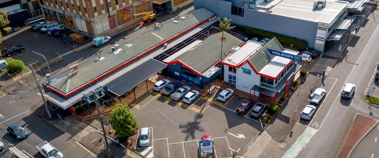 Development / Land commercial property for sale at 126 Margaret Street Toowoomba City QLD 4350