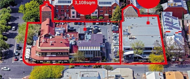 Hotel / Leisure commercial property for sale at North Adelaide SA 5006