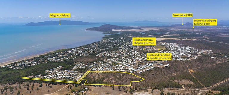 Development / Land commercial property for sale at Balance Land Bushland Beach Estate Townsville City QLD 4810