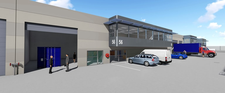 Factory, Warehouse & Industrial commercial property for sale at Unit 52/45 Green Street Banksmeadow NSW 2019