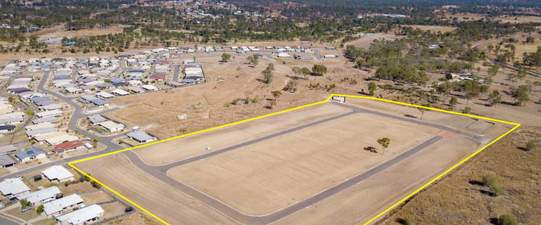 Development / Land commercial property sold at Lot 159 Rhodes Street Calliope QLD 4680