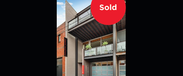 Offices commercial property sold at 115 Green Street Richmond VIC 3121