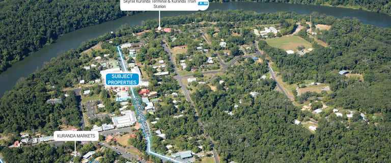 Retail commercial property for sale at 1&2/11 Coondoo Street Kuranda QLD 4881