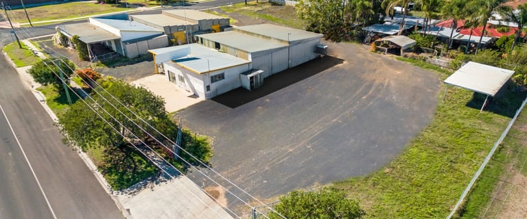Factory, Warehouse & Industrial commercial property for sale at 138 Yandilla Street Pittsworth QLD 4356