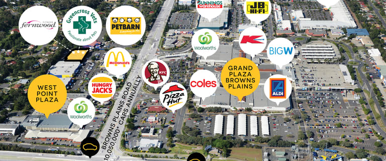 Retail commercial property for sale at 48 Browns Plains Road Browns Plains QLD 4118