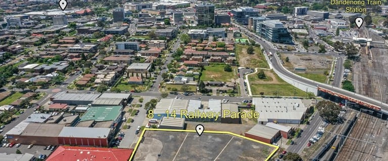 Development / Land commercial property for sale at 8-14 Railway Parade Dandenong VIC 3175