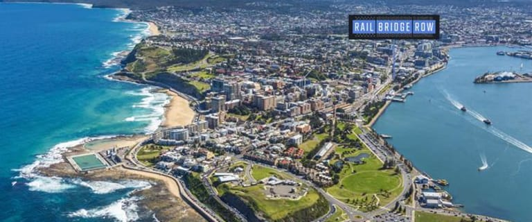 Development / Land commercial property for sale at Hunter Street Newcastle NSW 2300