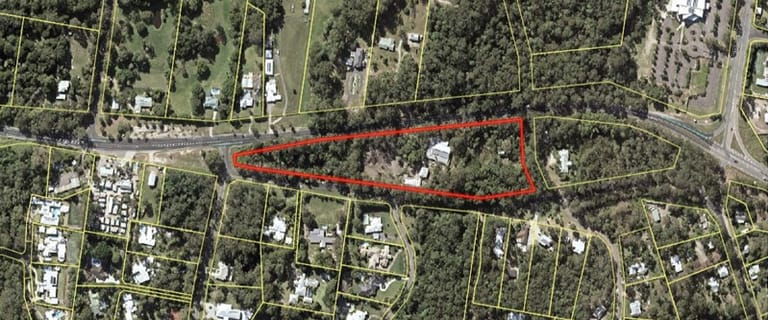 Development / Land commercial property for sale at 336 Tanawha Tourist Drive Tanawha QLD 4556