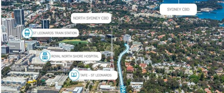 Industrial / Warehouse commercial property for sale at 291 Pacific Highway Artarmon NSW 2064