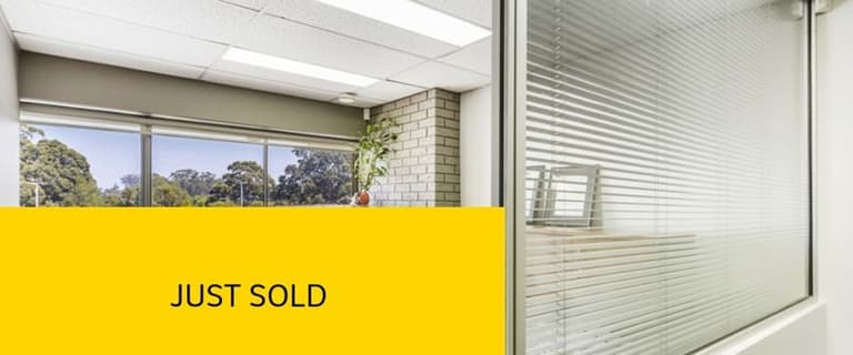 Offices commercial property sold at 4/143 Peats Ferry Road Hornsby NSW 2077
